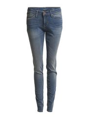 LEVI´S Women MD DC SKINNY MEDIUM BLEACH