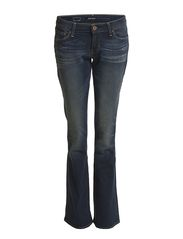 LEVI´S Women MD DC SKINNY BOOT UNIQUE BLUE