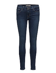 INNOVATION SUPER SKINNY ESSENT - DARK INDIGO - WORN IN