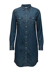 LEVI´S Women - Ls Iconic Western Dress San Fr