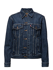 EXBOYFRIEND TRUCKER STOOP CULT - LIGHT INDIGO - FLAT FINIS