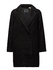 CARINA COAT BLACK - BLACKS
