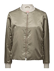 ROXANNA BOMBER GOLD METALLIC - YELLOWS/ORANGES