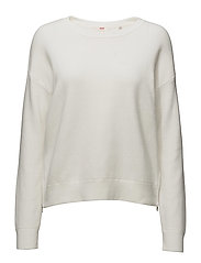 SPORTY SWEATER MARSHMALLOW - NEUTRALS
