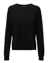 SPORTY SWEATER BLACK - BLACKS