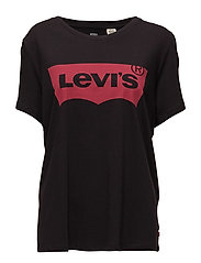 PL PERFECT TEE PLUS BATWING JE - BLACKS