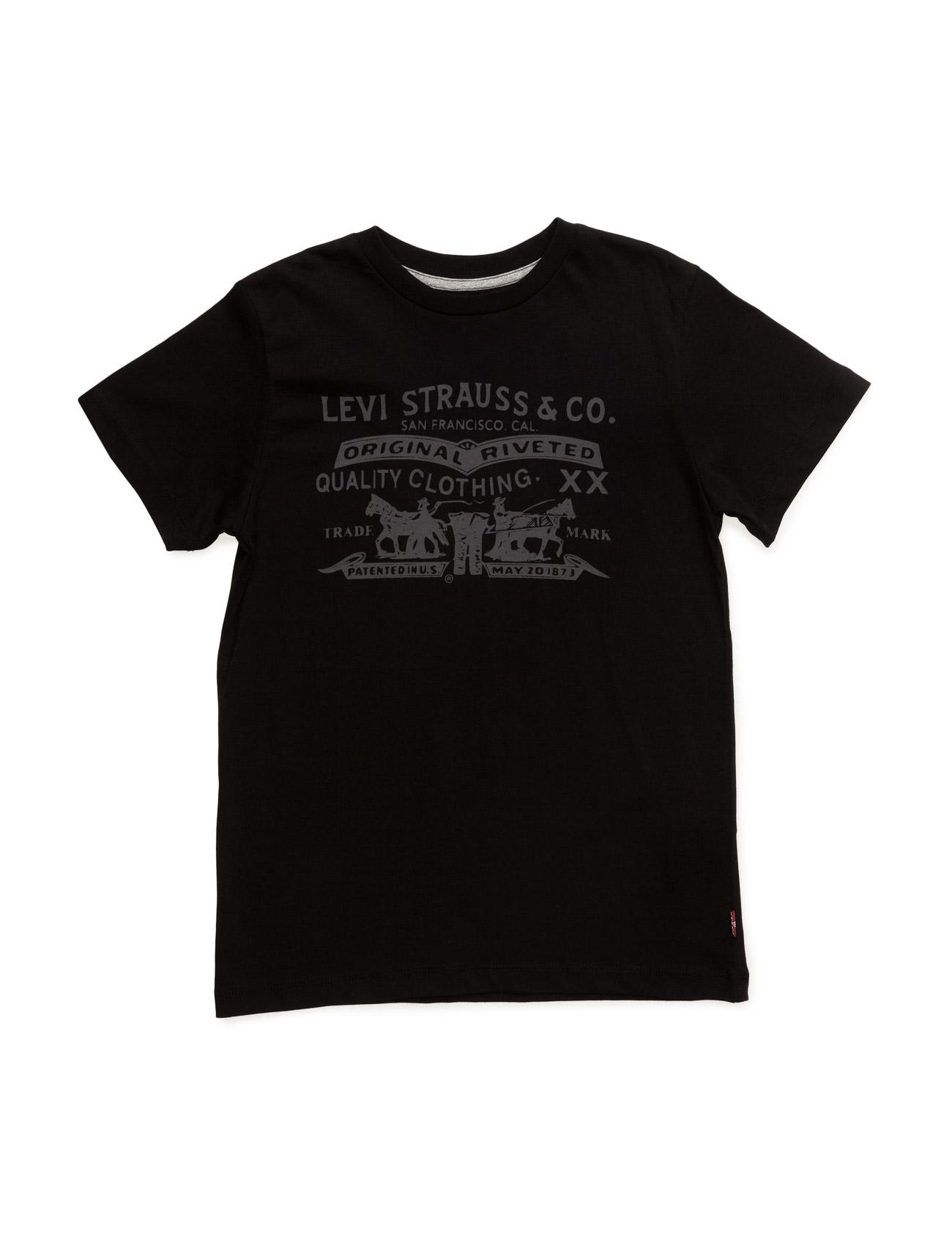 Ss Tee Nos Levi's Kids Kortærmede t-shirts til Børn i Sort