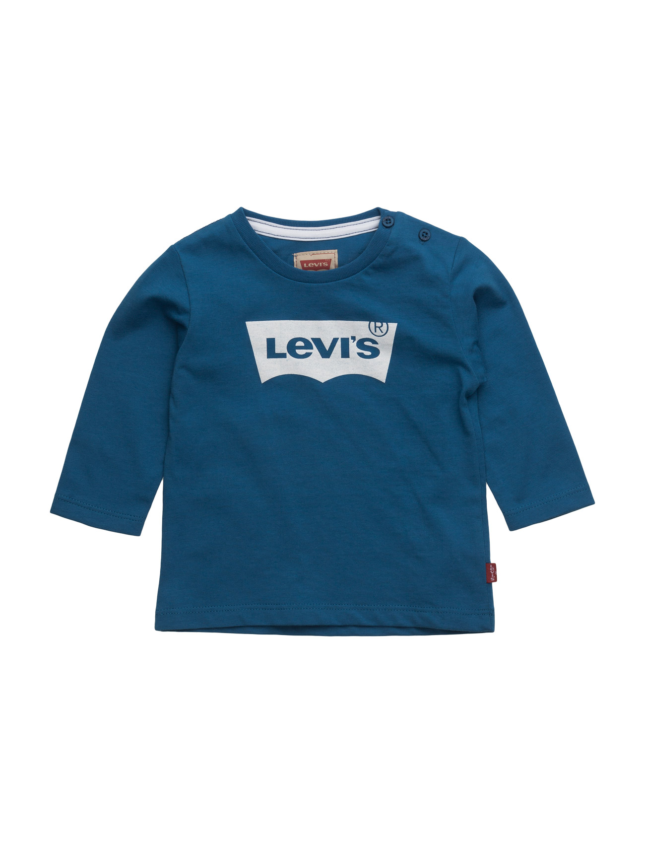 Ls-Tee Nos Levi's Kids Langærmede t-shirts til Børn i