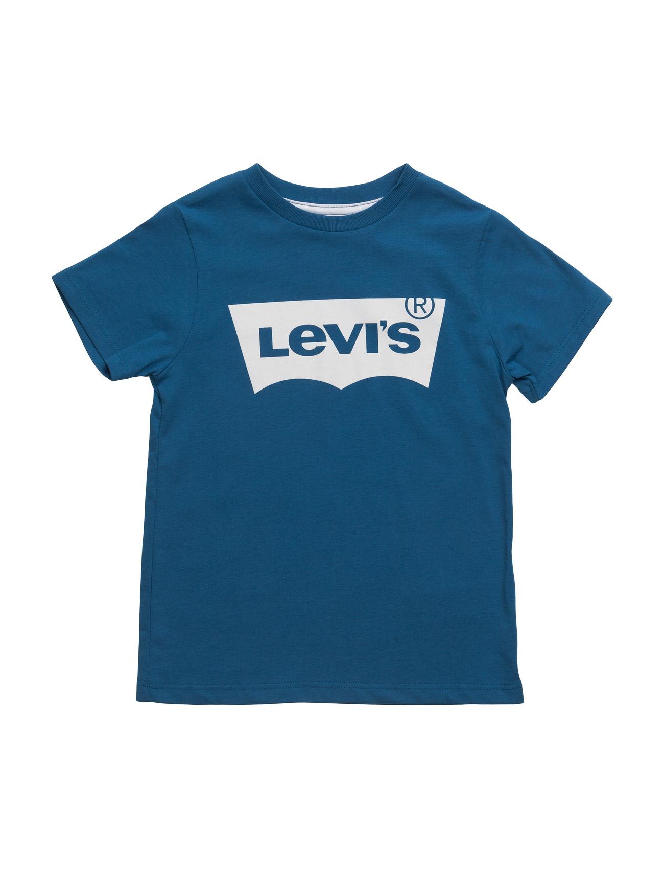 Ss-Tee Nos Levi's Kids Kortærmede t-shirts til Børn i Blæk