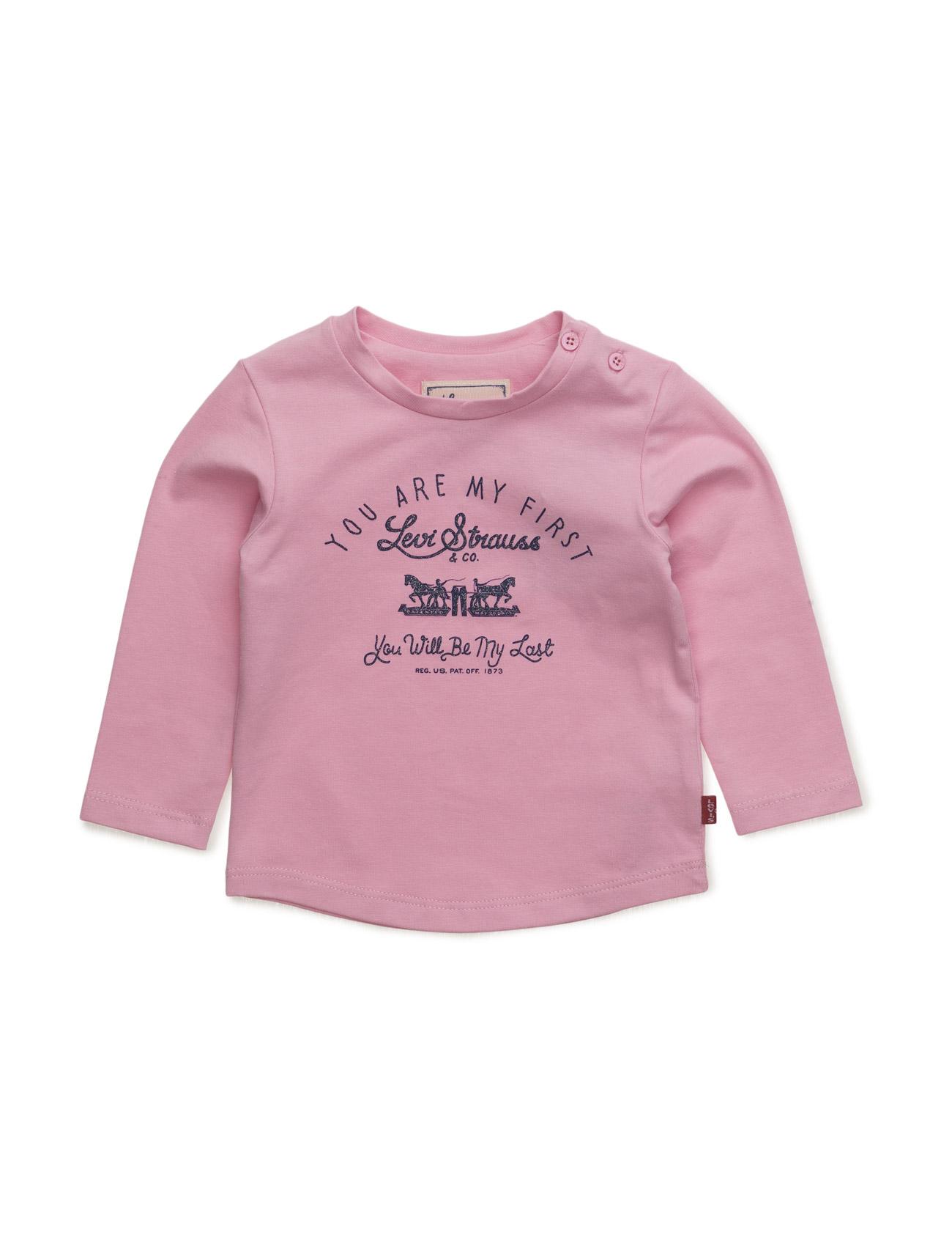 Ls Tee Bonny Levi's Kids Langærmede t-shirts til Børn i