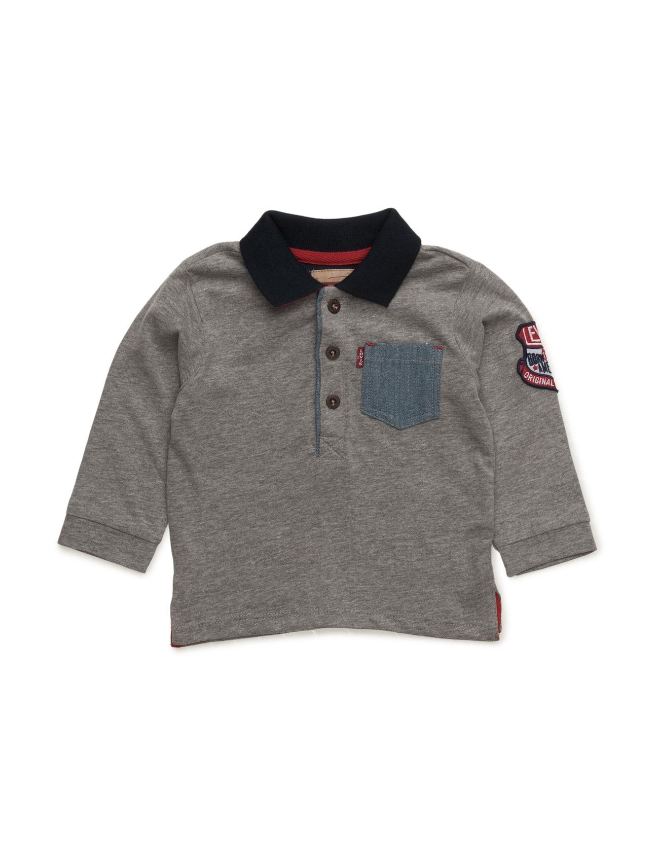 Ls Polo Omar Levi's Kids Langærmede t-shirts til Børn i