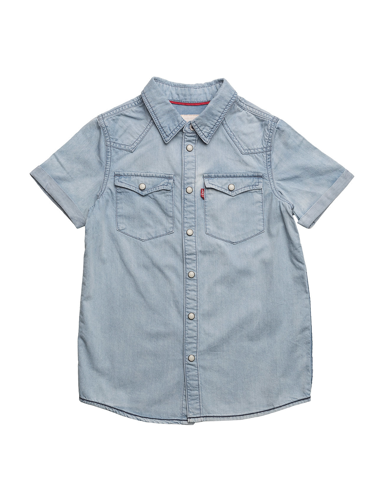 Ss Shirt Bobby Levi's Kids  til Børn i indigo