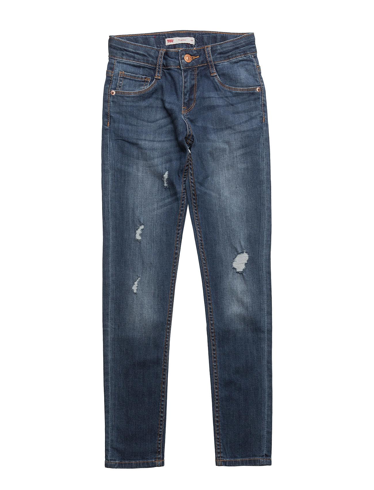 Pant 711 Levi's Kids Jeans til Piger i indigo