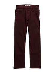 PANT 511 - WINE COLORED