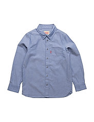 LS SHIRT OXY - LIGHT BLUE