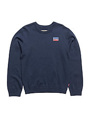 SWEATER CORPO - DARK BLUE