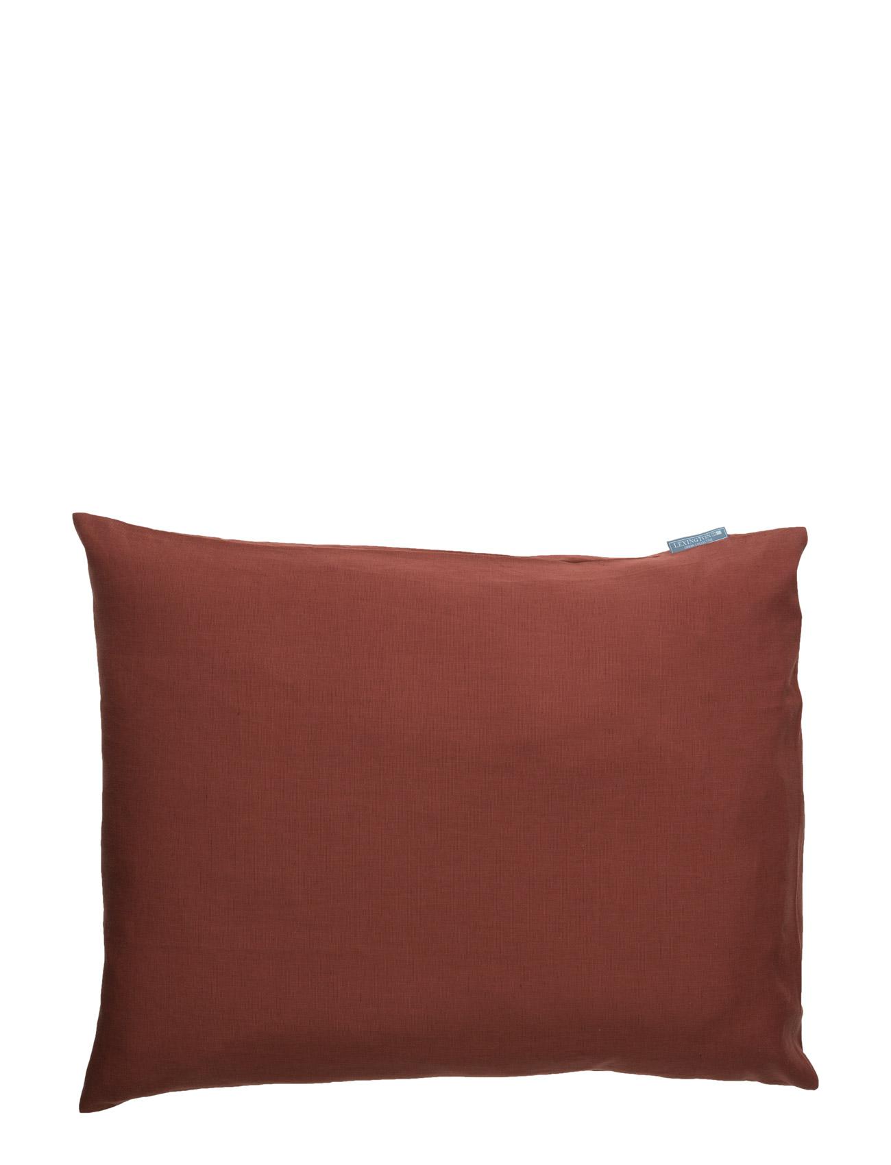 Urban Rust Coli Pillowcase Lexington Company Home Accessories til Unisex i Rust