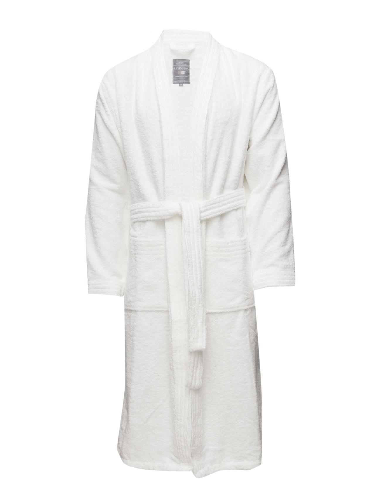 Urban Robe Lexington Company Home Hjem til Herrer i hvid