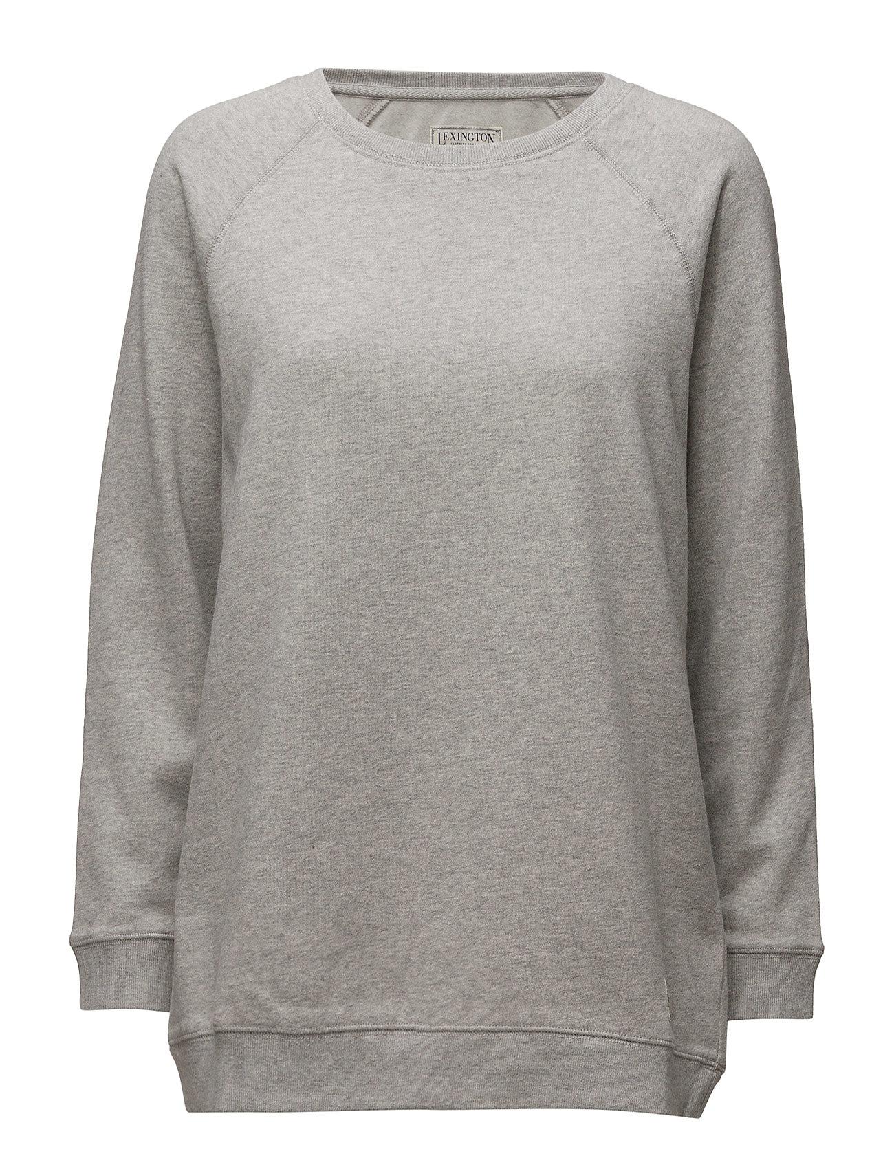 Chanice Sweatshirt Lexington Company  til Kvinder i Lt Warm Gray Mel