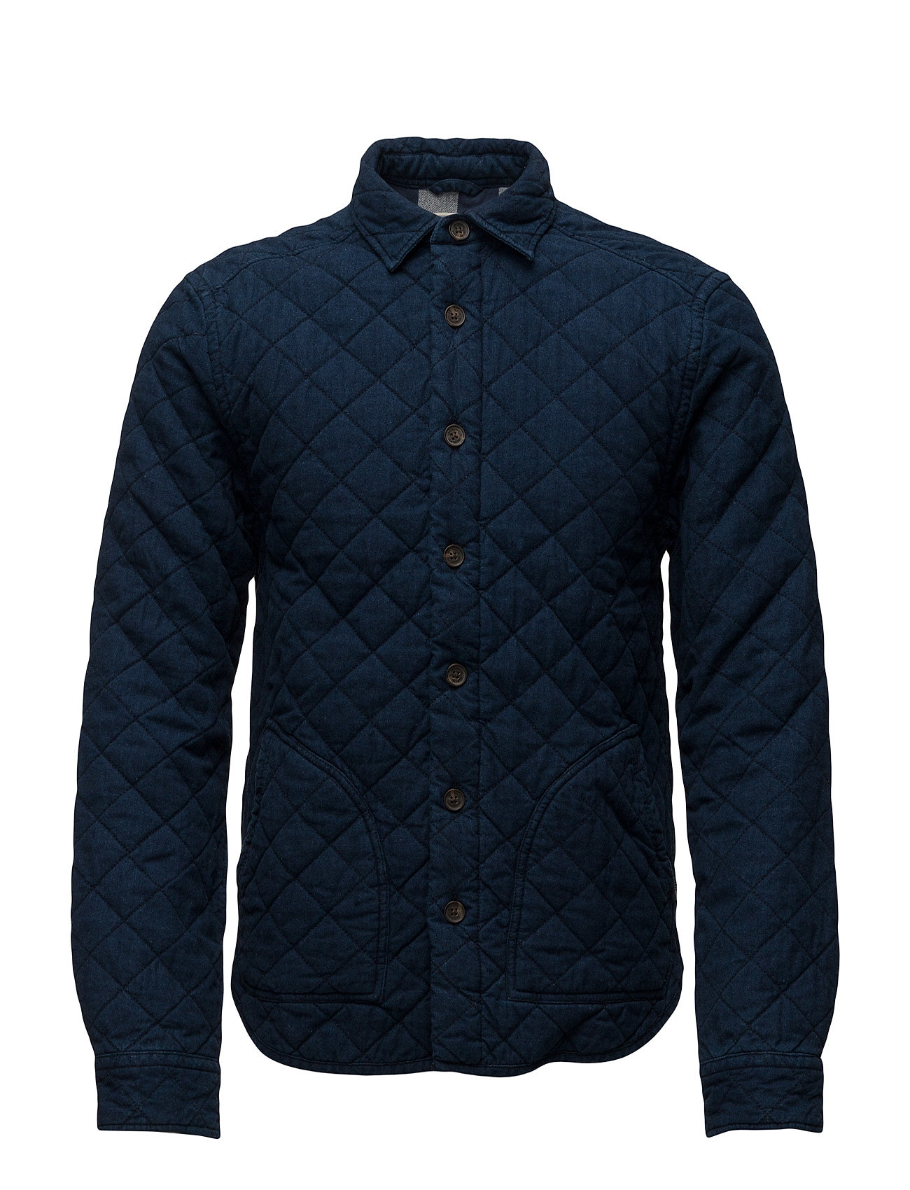 Dean Quilted Shirt Jacket Lexington Company Jackets