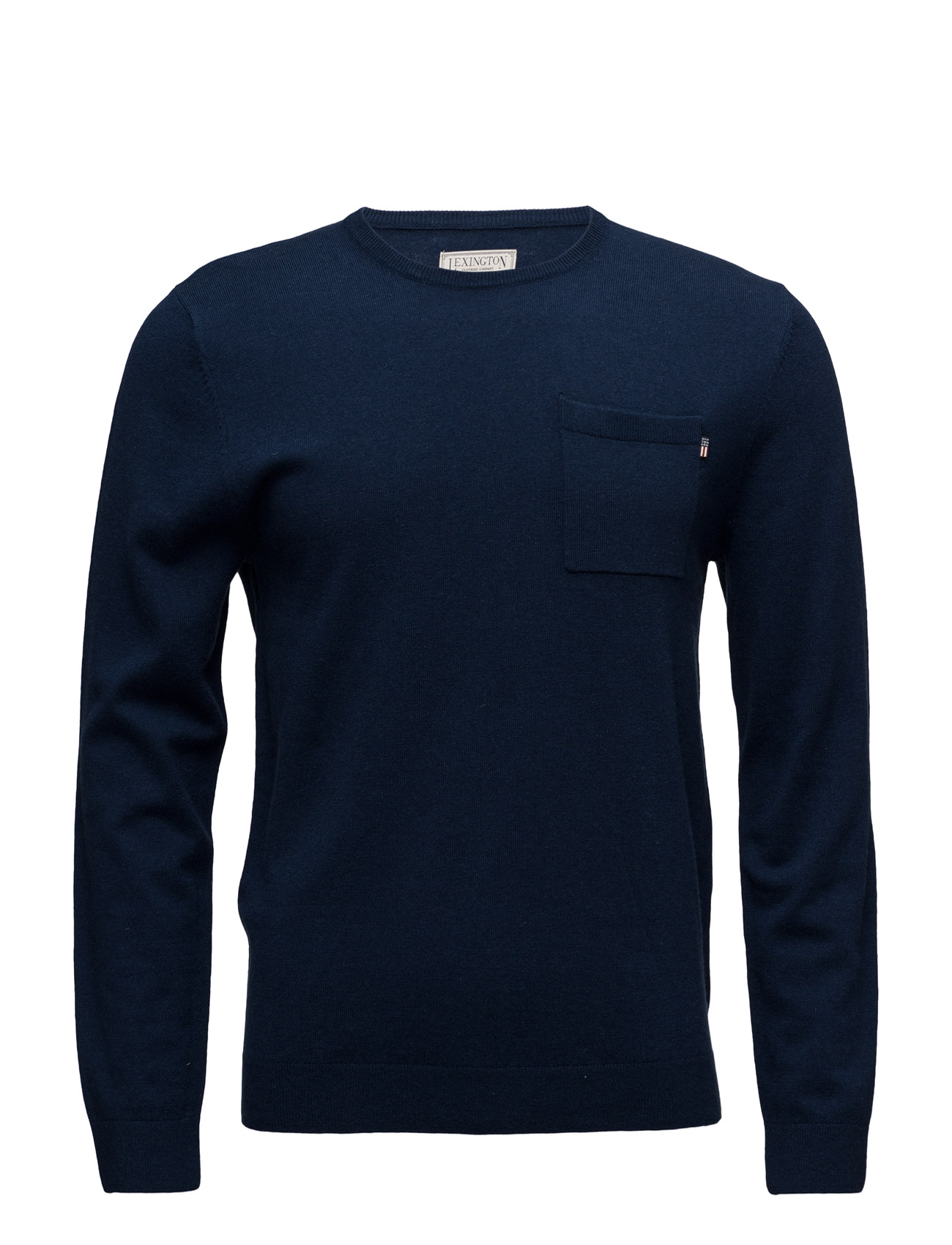Jeff Crew Neck Sweater Lexington Company Rundhalsede til Herrer i