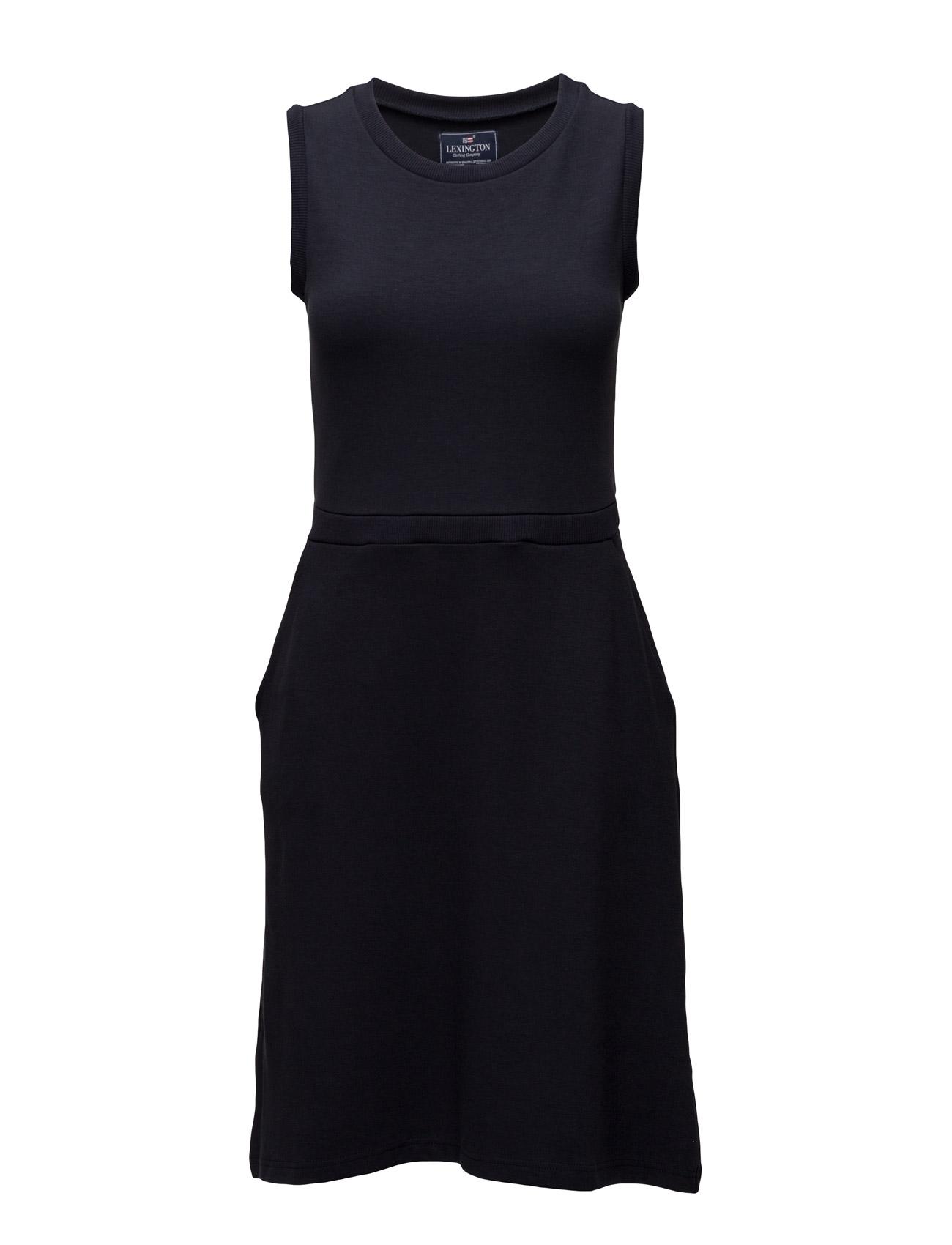Gemma Dress Lexington Company Knælange & mellemlange til Damer i Deep Marine Blå