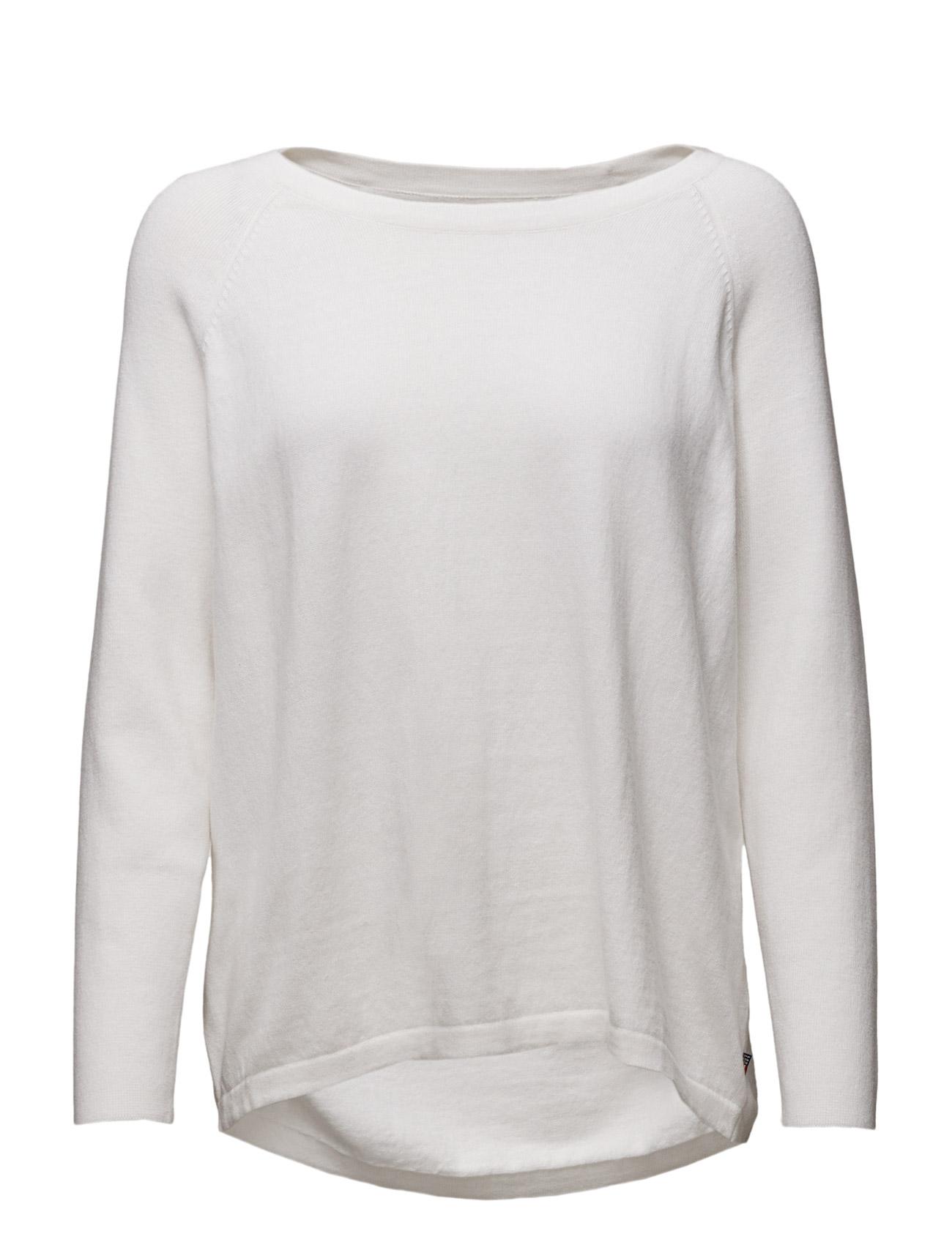 Lea Sweater Lexington Company Sweatshirts til Damer i Deep Marine Blå