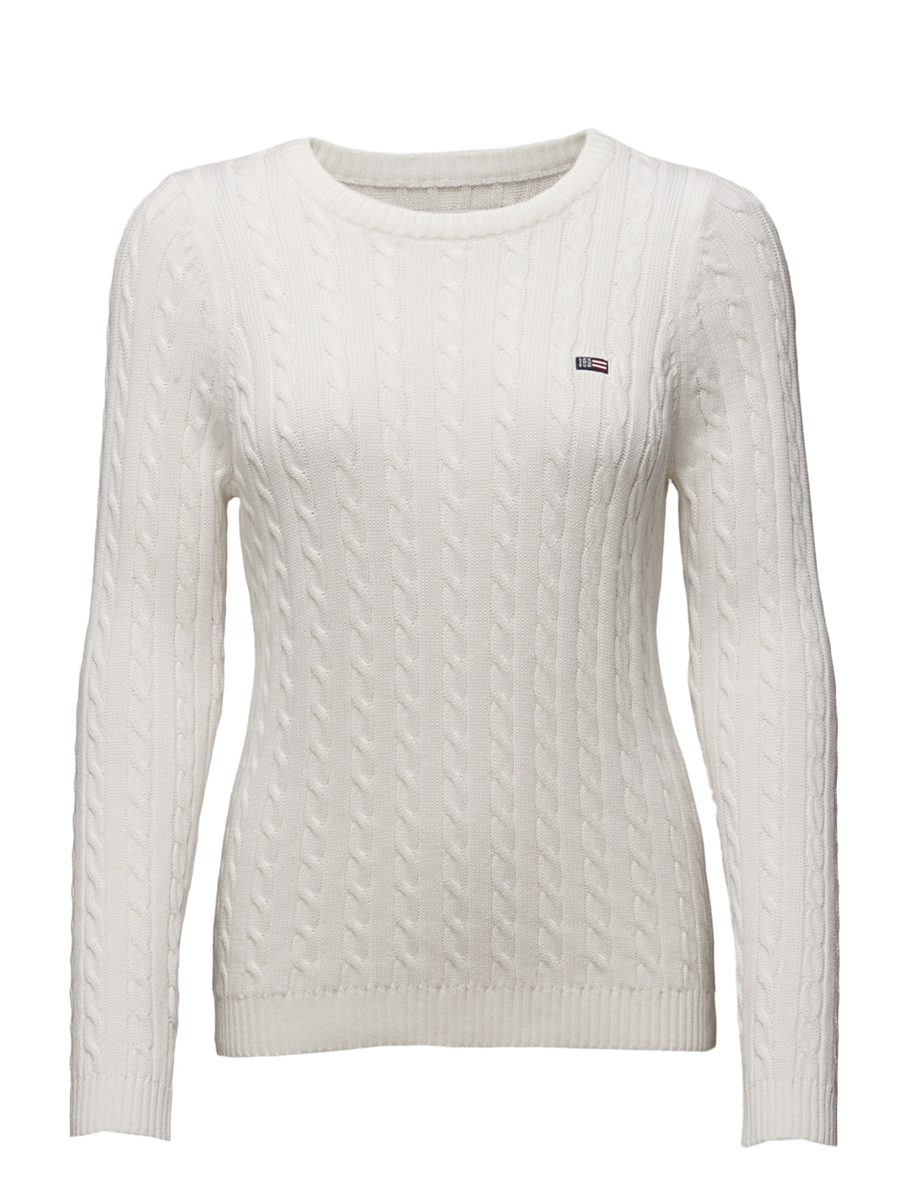 Felizia Sweater Lexington Company Sweatshirts til Damer i Bright White