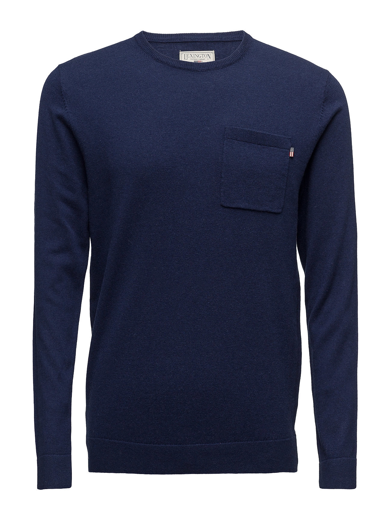 Jeff Crewneck Sweater 2 Lexington Company Rundhalsede til Herrer i