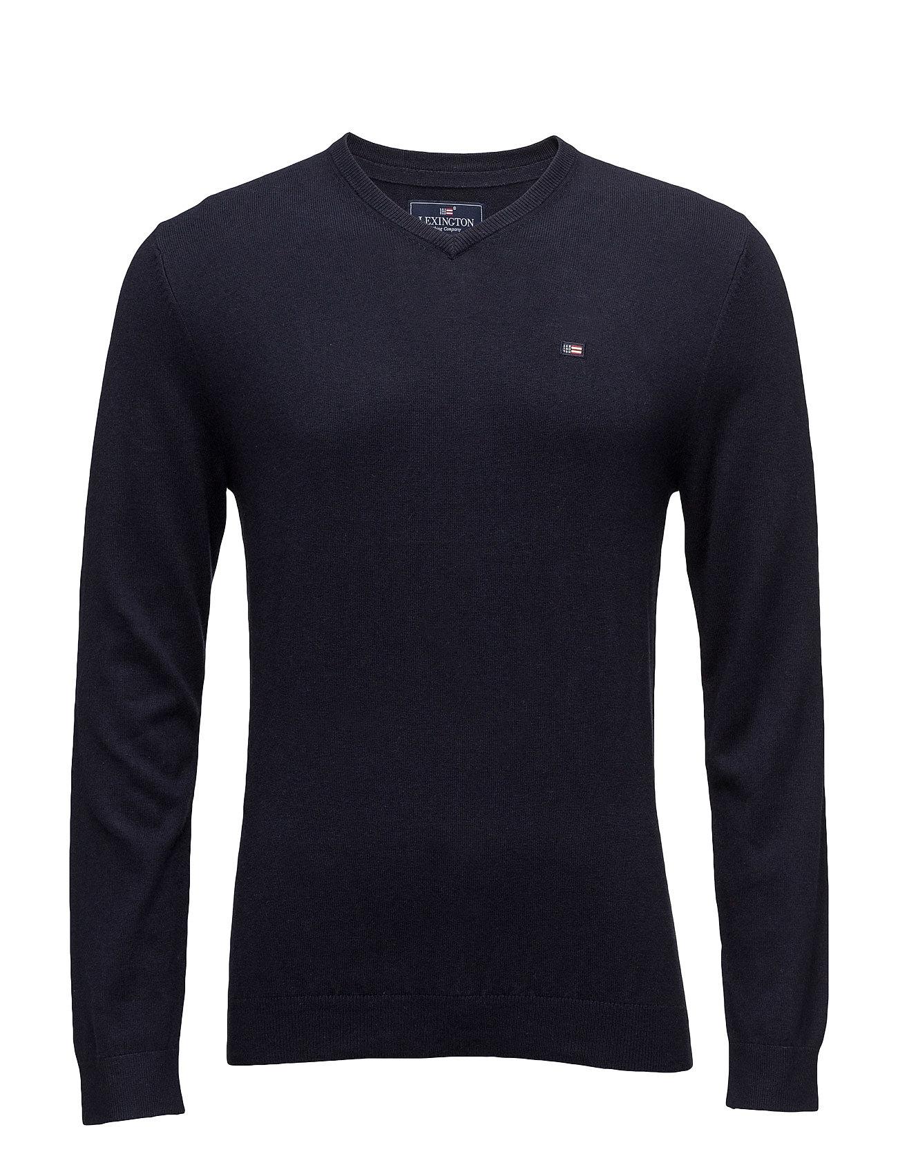 Lexington Clothing Nicholas V-Neck Sweater