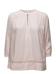 Therese Tunic - PEACH WHIP PINK