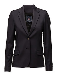 Ambrose Jacket - DEEP MARINE BLUE