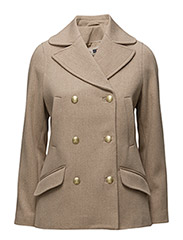 Rylee Peacoat - FEATHER GRAY
