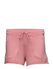 Sabine Knit Shorts 2 - BUBBLE GUM PINK