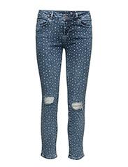 Zoe Star Pants - STAR PRINT