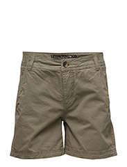 Gail Shorts - KHAKI GREEN