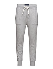 Job Track Pants - HEATHER GRAY MELANGE