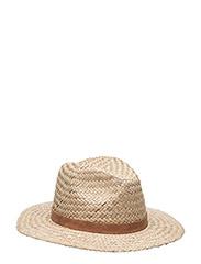 Panama Hat - BEIGE
