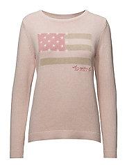 Lova Sweater 3 - CLOUD PINK
