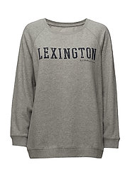Chanice Sweatshirt - HEATHER GRAY MELANGE
