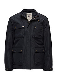 Hayden Jacket - DEEP MARINE BLUE