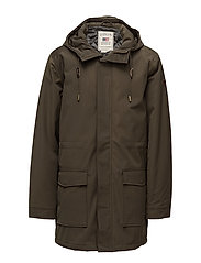Hamilton Parka - HUNTER GREEN