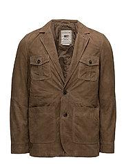 John Traveller Jacket - HUNTER GREEN