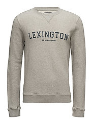 Lucas Sweatshirt - HEATHER GRAY MELANGE