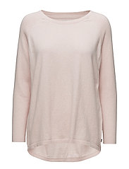 Lea Sweater - English Rose Pink