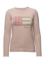 Lova Sweater - Cloud Pink