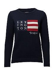 Lova Sweater - Deepest Blue