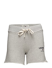 Naomi Shorts - Lt Warm Gray Mel