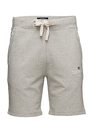 James Jersey Shorts - Lt Warm Gray Mel
