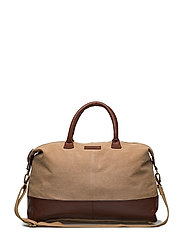 Sommerville Weekend Bag - Camel